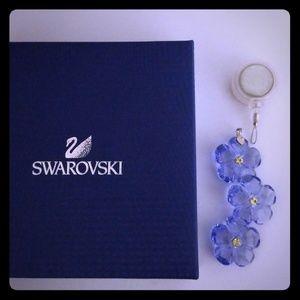 Swarovski Crystal Society Window Ornament